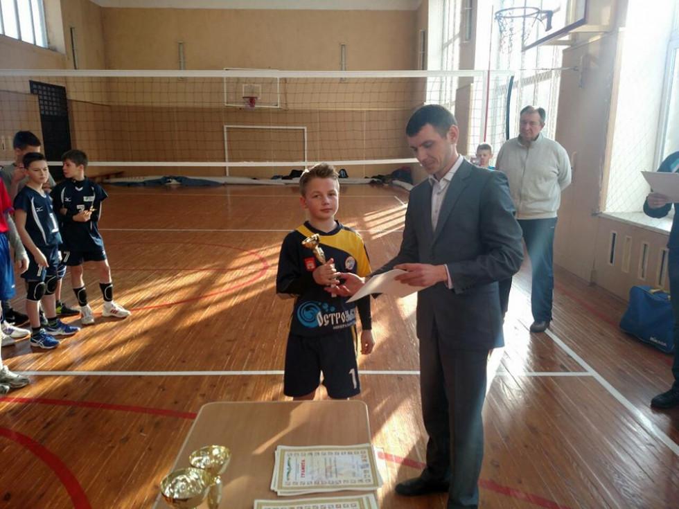 Кращим гравцем острозької команди визнано Новікова Віктора.