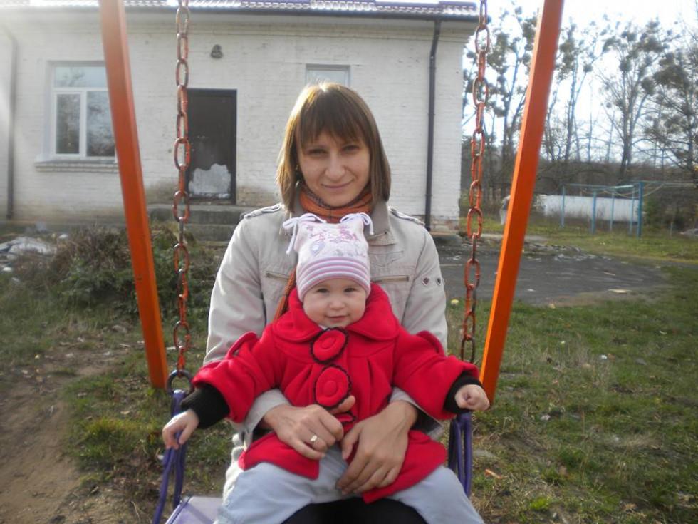 Оксана Ільчук з Оженина
