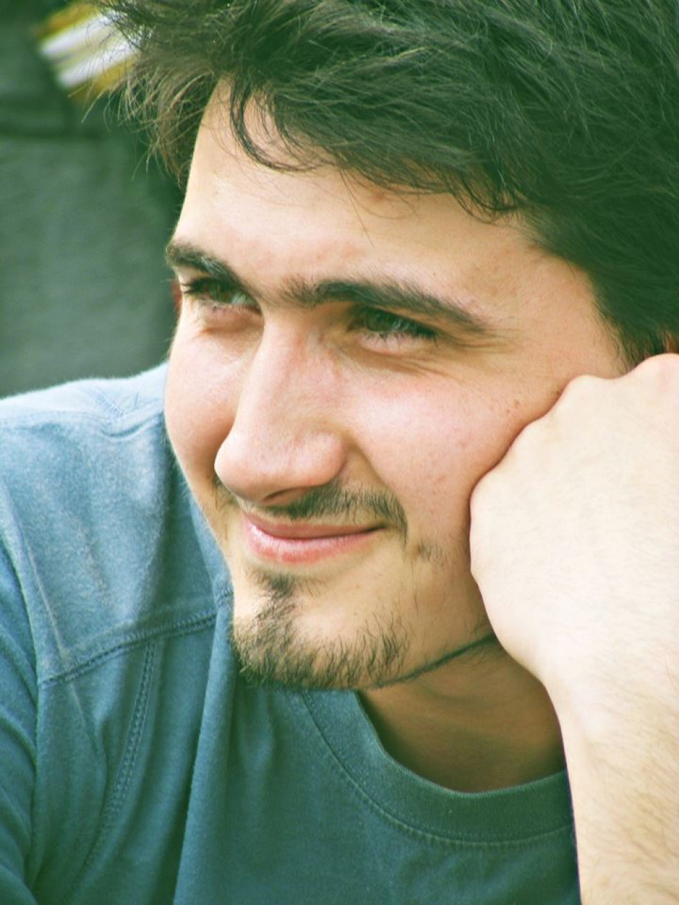 Богдан Новак, аспірант НаУОА