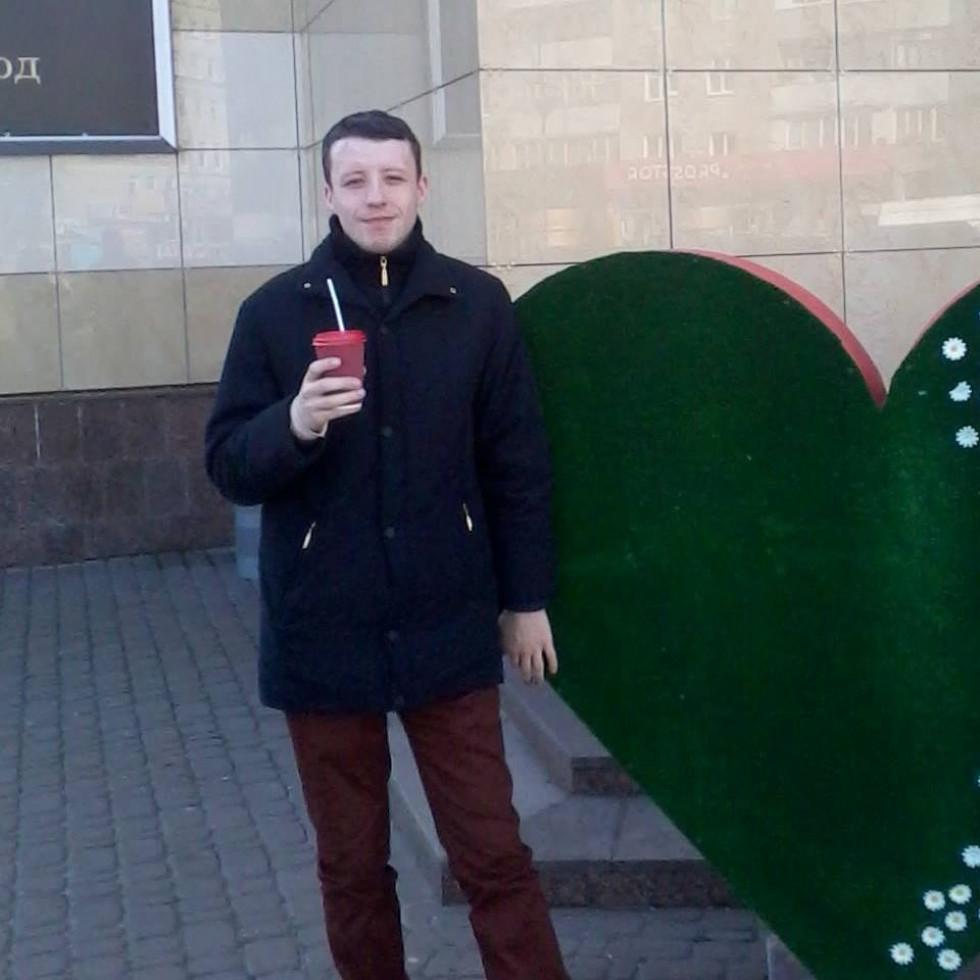 Денис Алейніков, лаборант НВК «ЗОШ І-ІІІ ст. - гімназія»