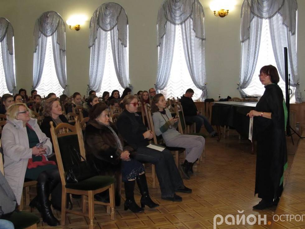 Людмила Гарарук презентує «Мистецькі експедиції»