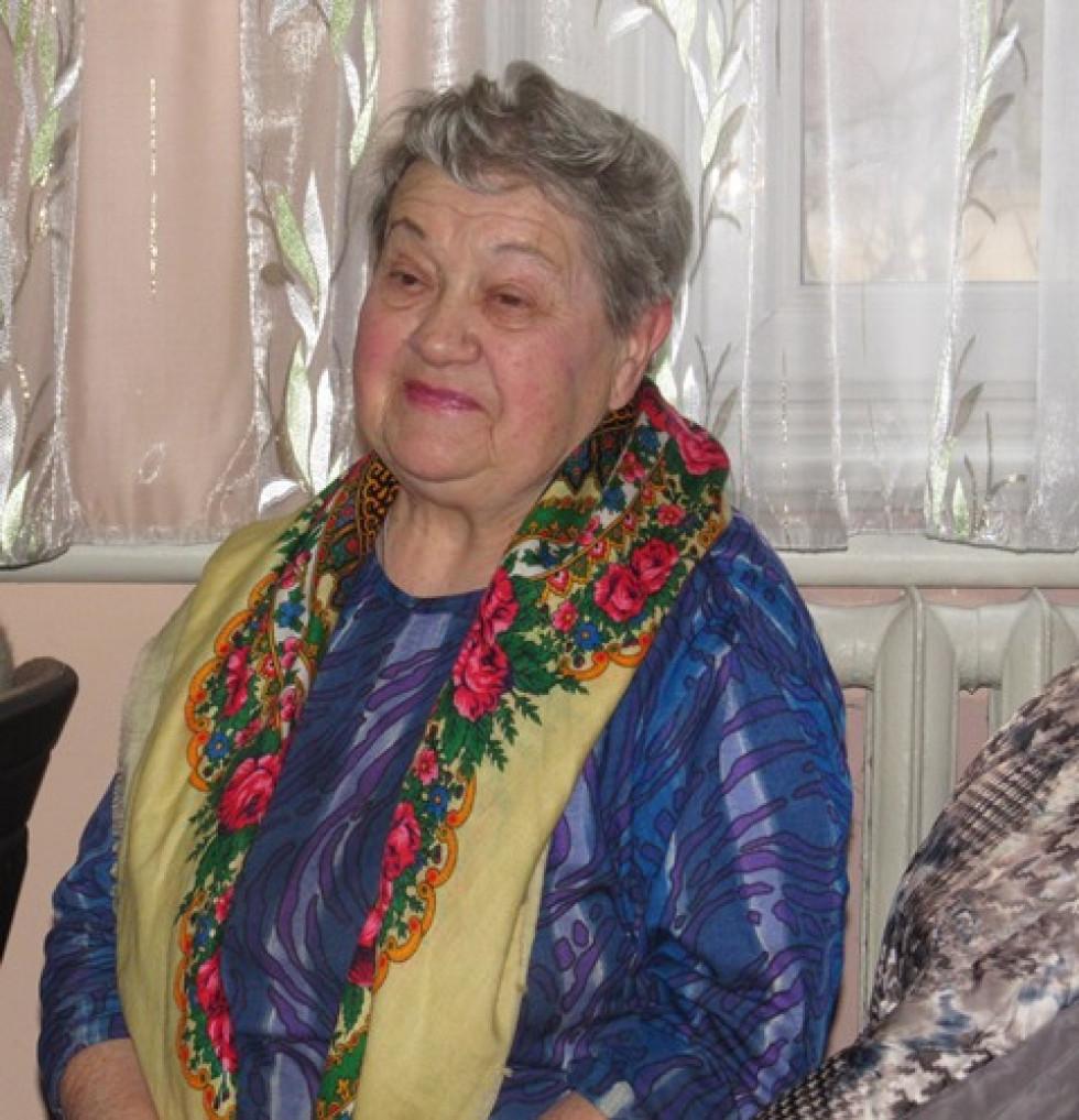 Донька Олени Лисяної - Ірина Данилівна