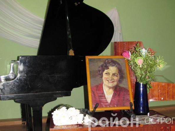 Портрет Олени Лисяної
