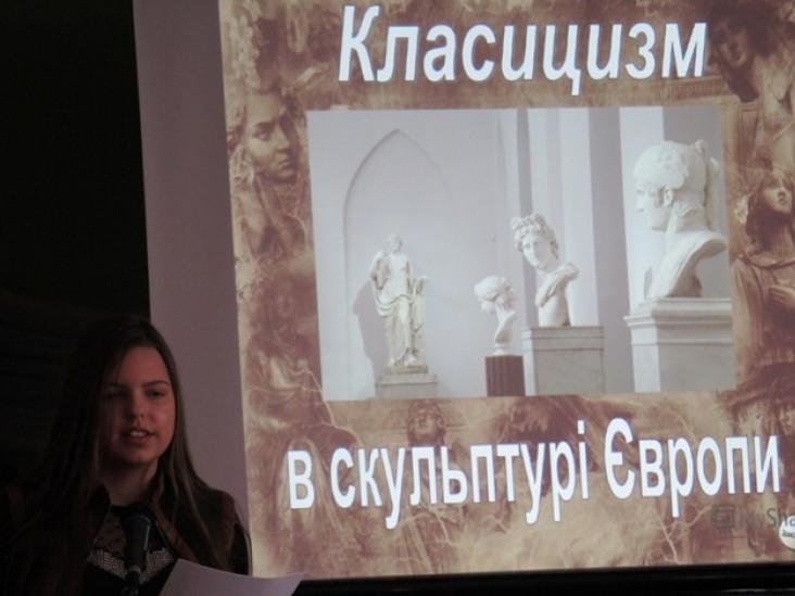 Тиждень класицизму в Острозькій школі мистецтв