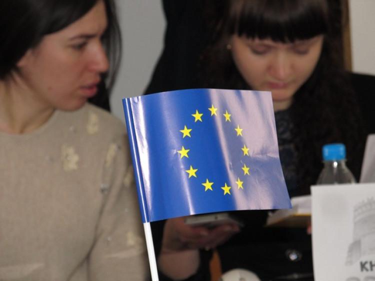 «Дня кар'єри ЄС» в НаУОА