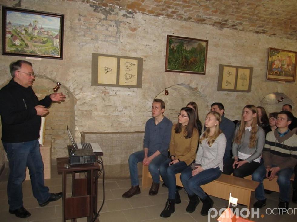Микола Бендюк розповідає, хто міг жити у віднайденій кам'яниці