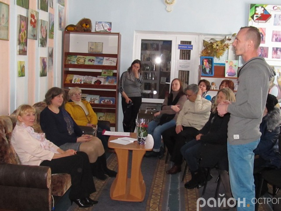Вчитель ДШМ Микола Павловський ділиться своїми враженнями