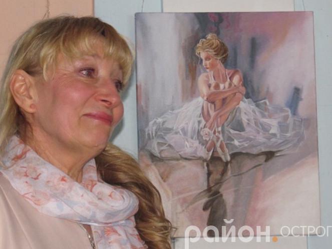 Зустріч із Людмилою Шевчук