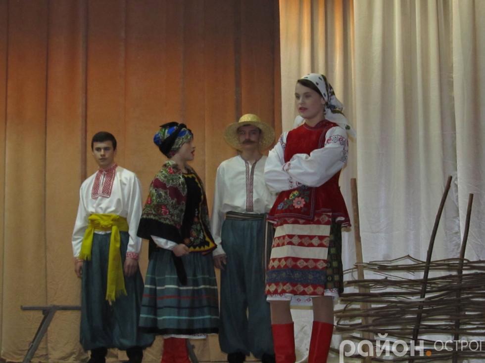 гурток «Культура мови та спілкування» районного будинку школяра, створений на базі Вельбівненської ЗОШ