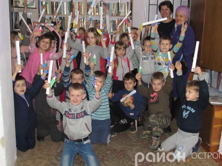 Заходи до Всеукраїнського тижня дитячо-юнацької книги