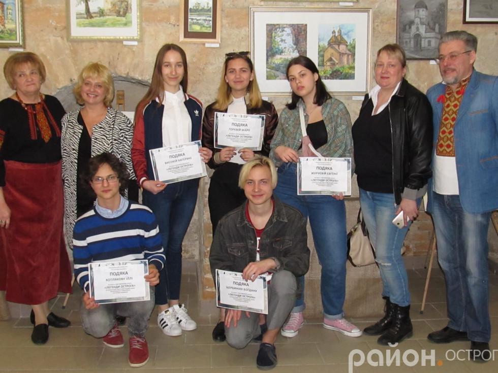 Гості з Києва