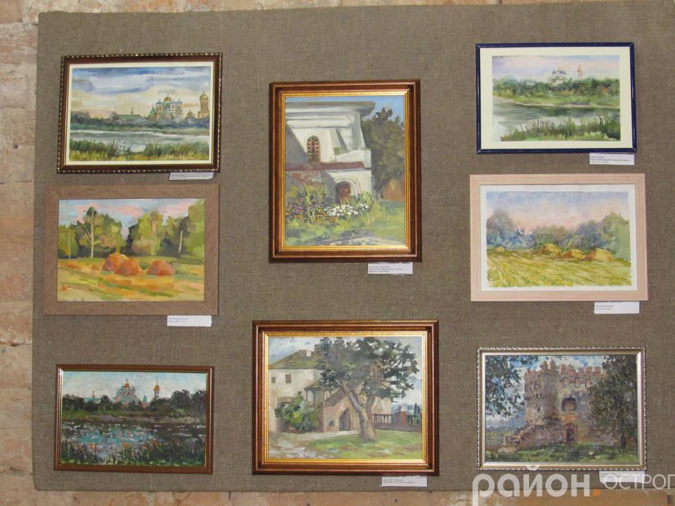 Виставка робіт у Мистецькій галереї