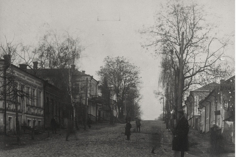 Одна з вулиць міста