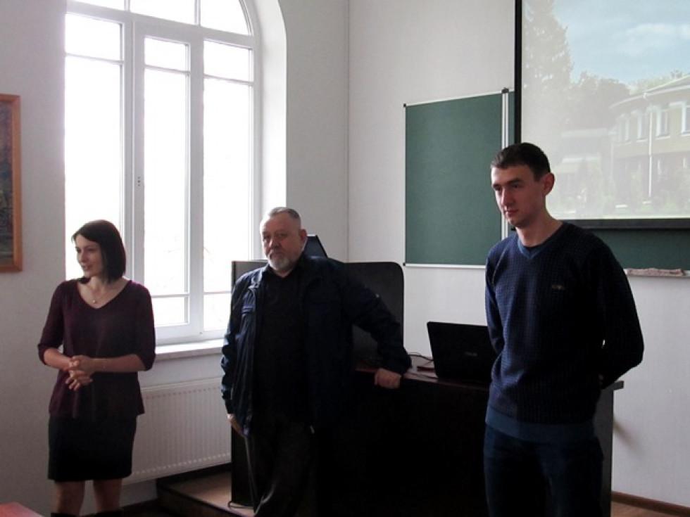 Ольга Шляхова, Микола Зайцев, Богдан Марченко