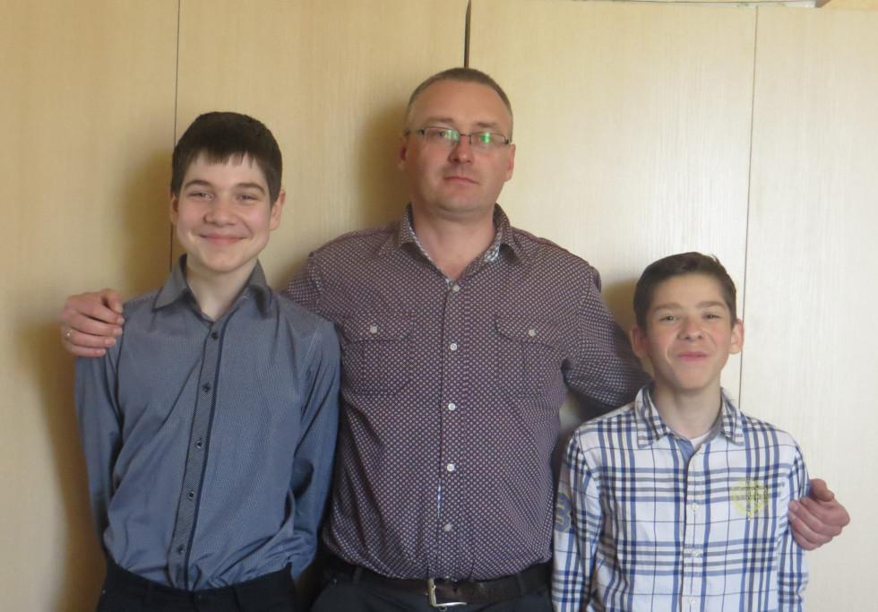 Зіборов Давид, Тарас Безюльов та Олексій Пушка