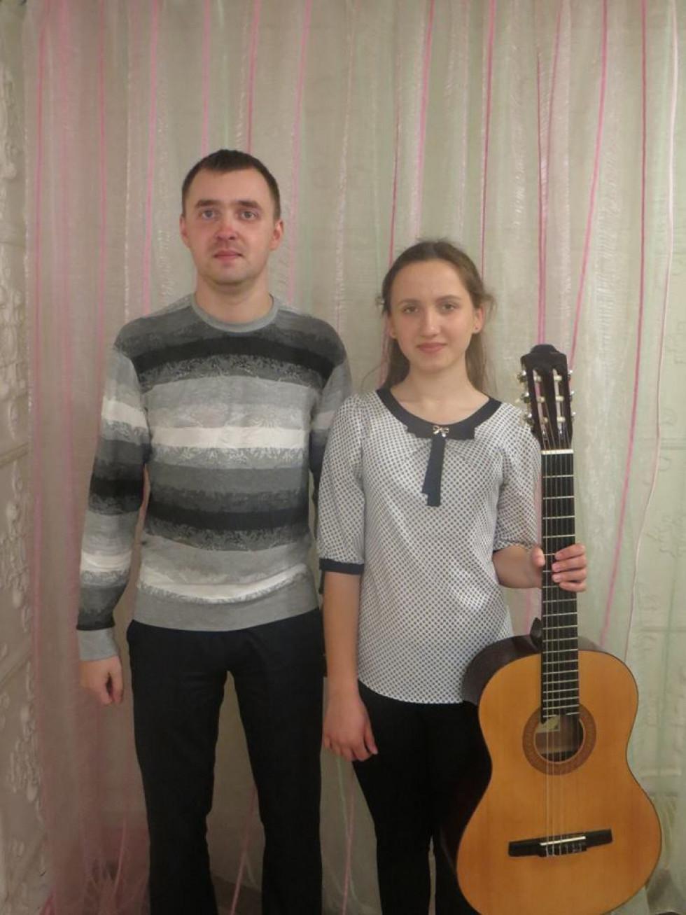 Тарас Тимощук та Процькова Ірина