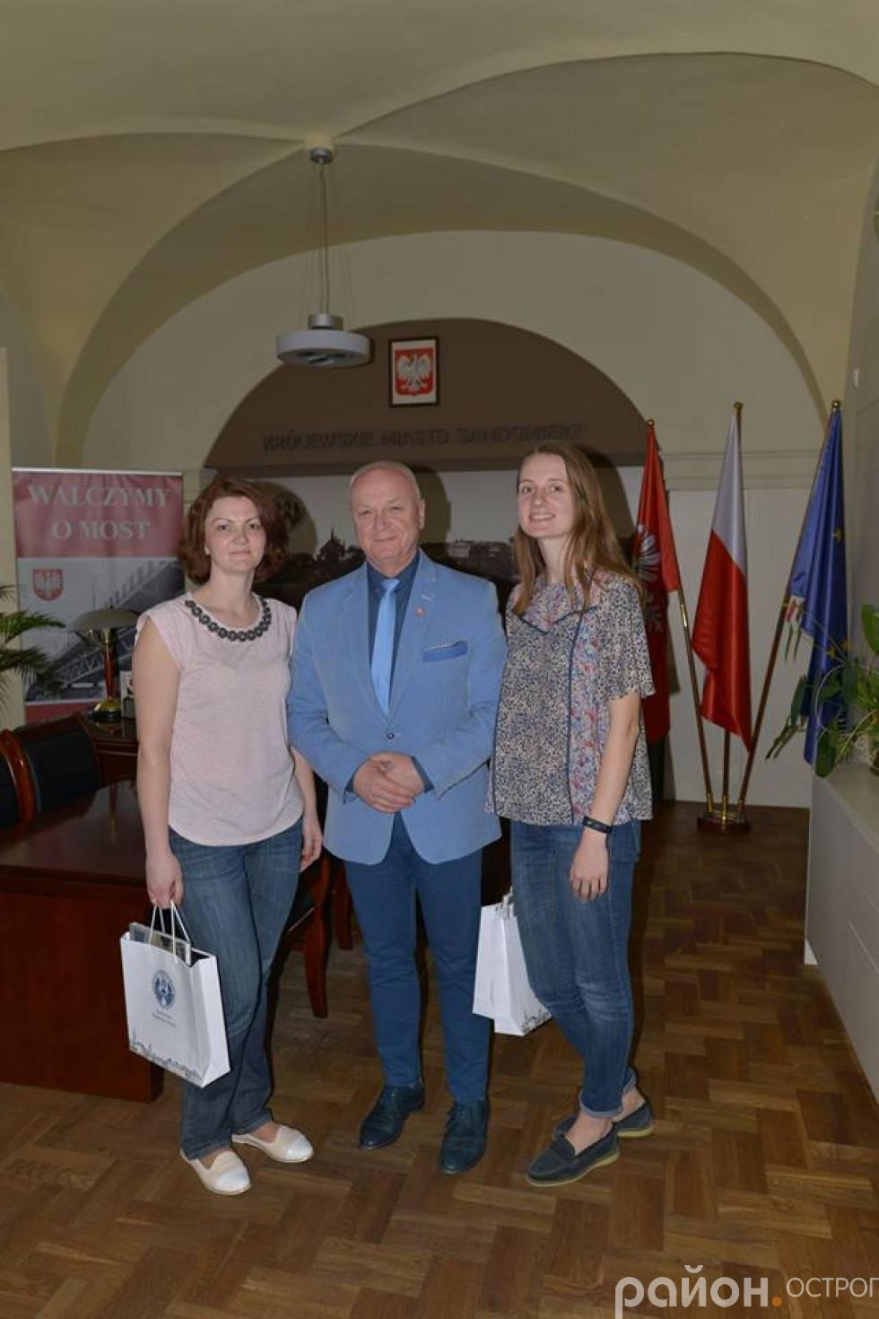 Зустріч з Мареком Бронковським