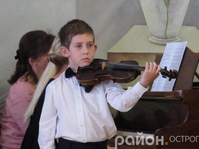 Конкурс пам'яті Л. Матюка