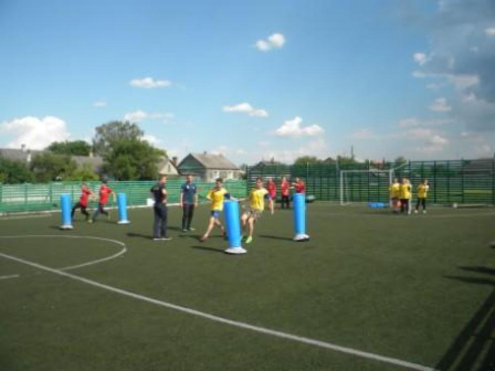 Спортивна естафета