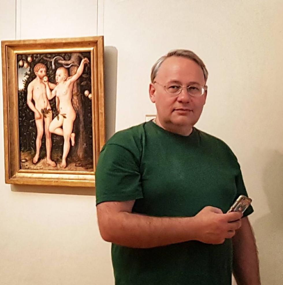 Микола Бендюк