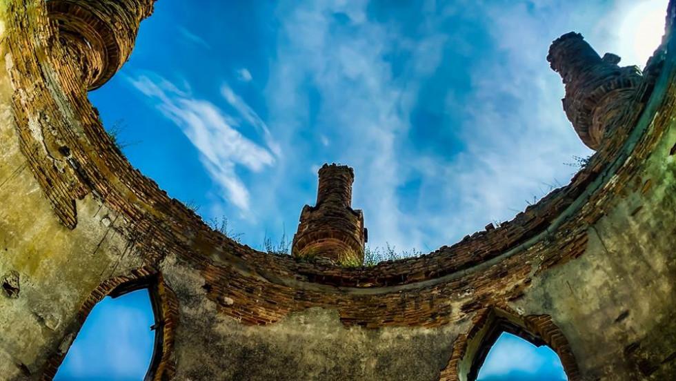 Руїни Новомалинського замку