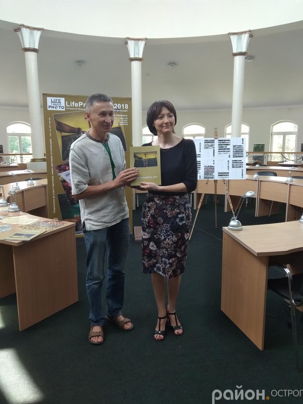 У бібліотеці Острозької кадемії буде каталог найкращих фото за підсумками конкурсу