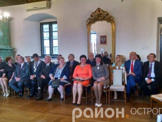 Підписання договору про співпрацю 2017 року