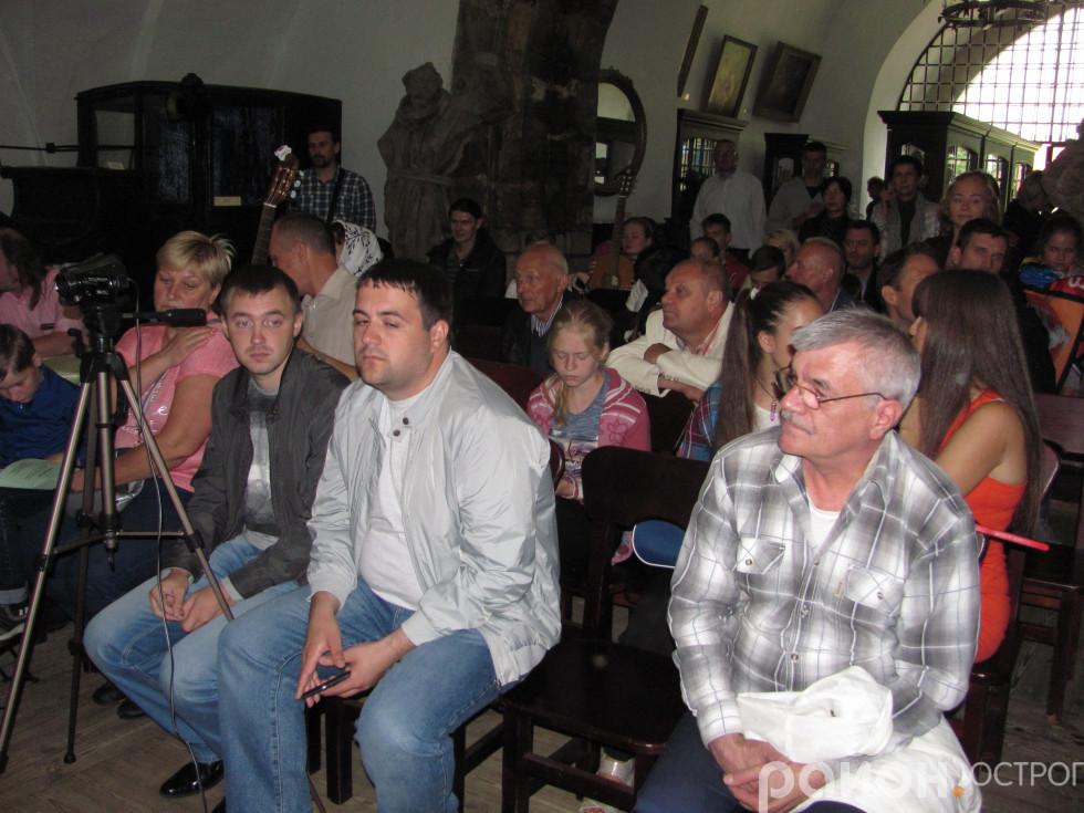 Гості та учасники фестивалю