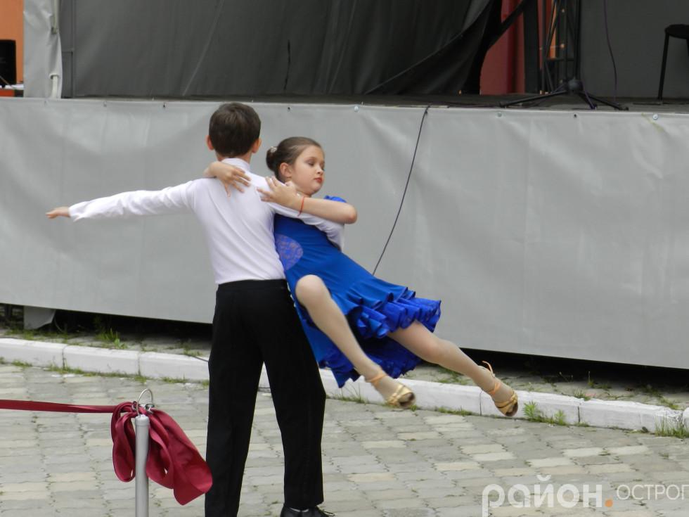 Танцювальний дарунок
