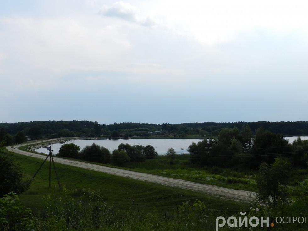Дорога до хутора