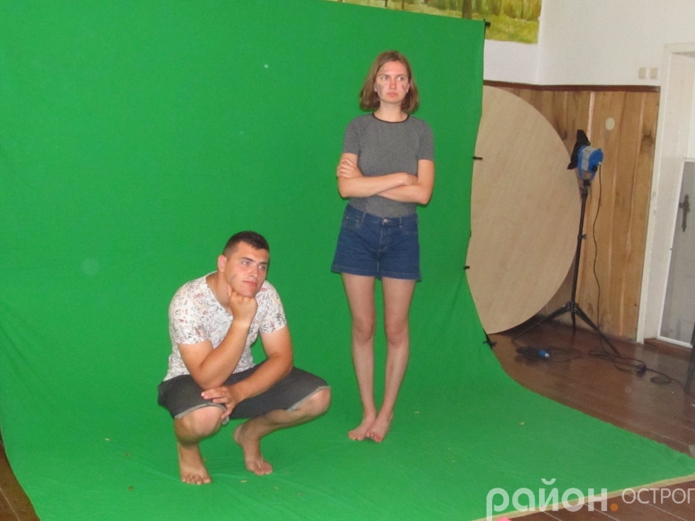 Зйомки проморолика