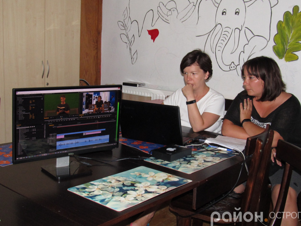 Під час створення відео