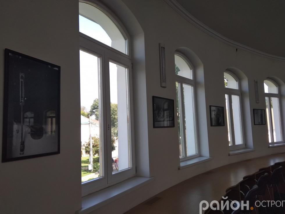 Частина експозиції виставки