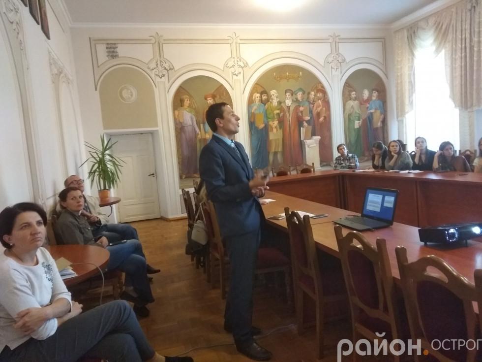 Віталій Максимчук пояснює особливості змін