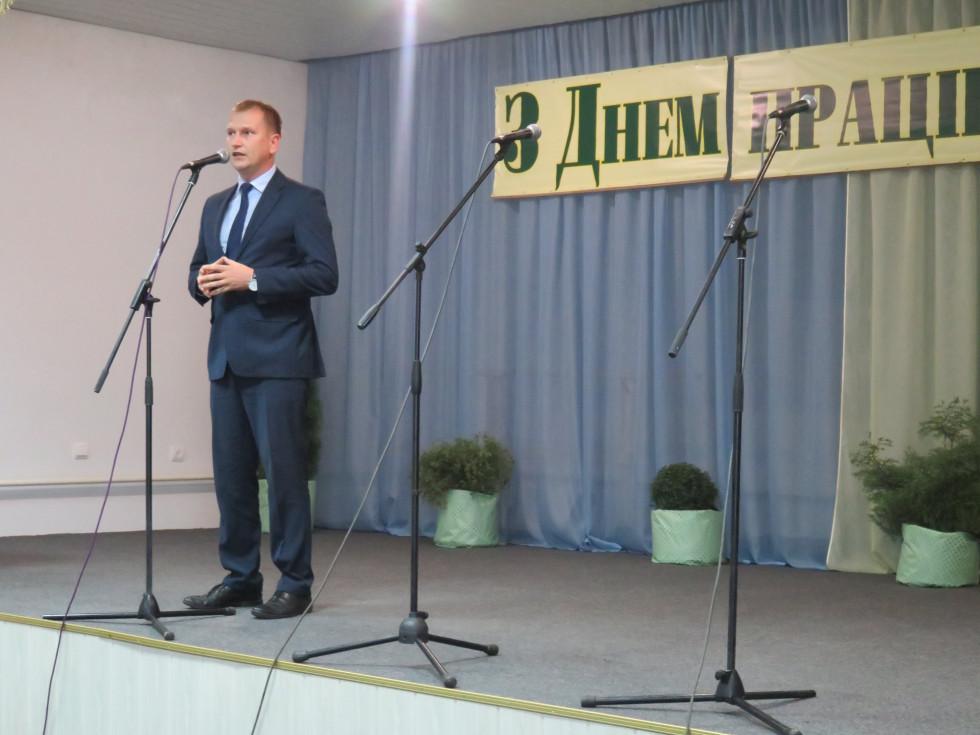 Богдан Турович вітає зі святом