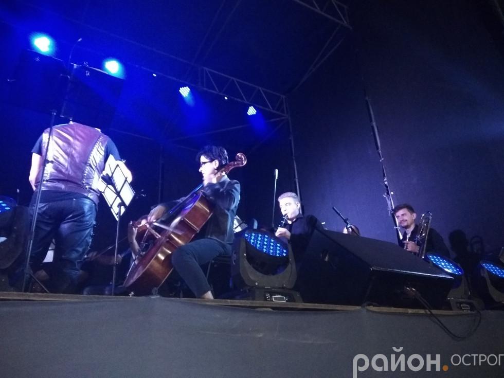 Рок-оркестр «Brevis».
