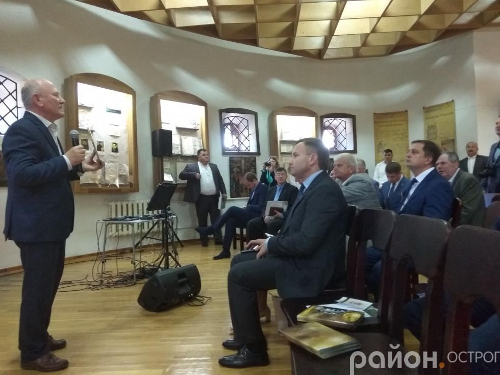 Василь Жуковський презентує християнський щоденник