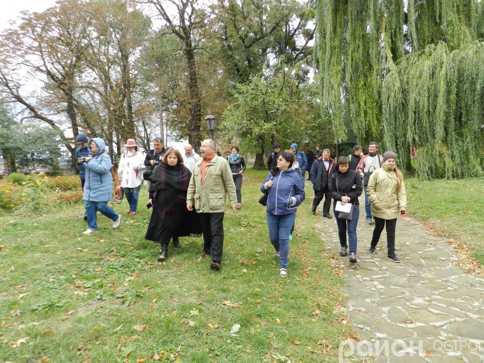 Екскурсія на Замковій горі