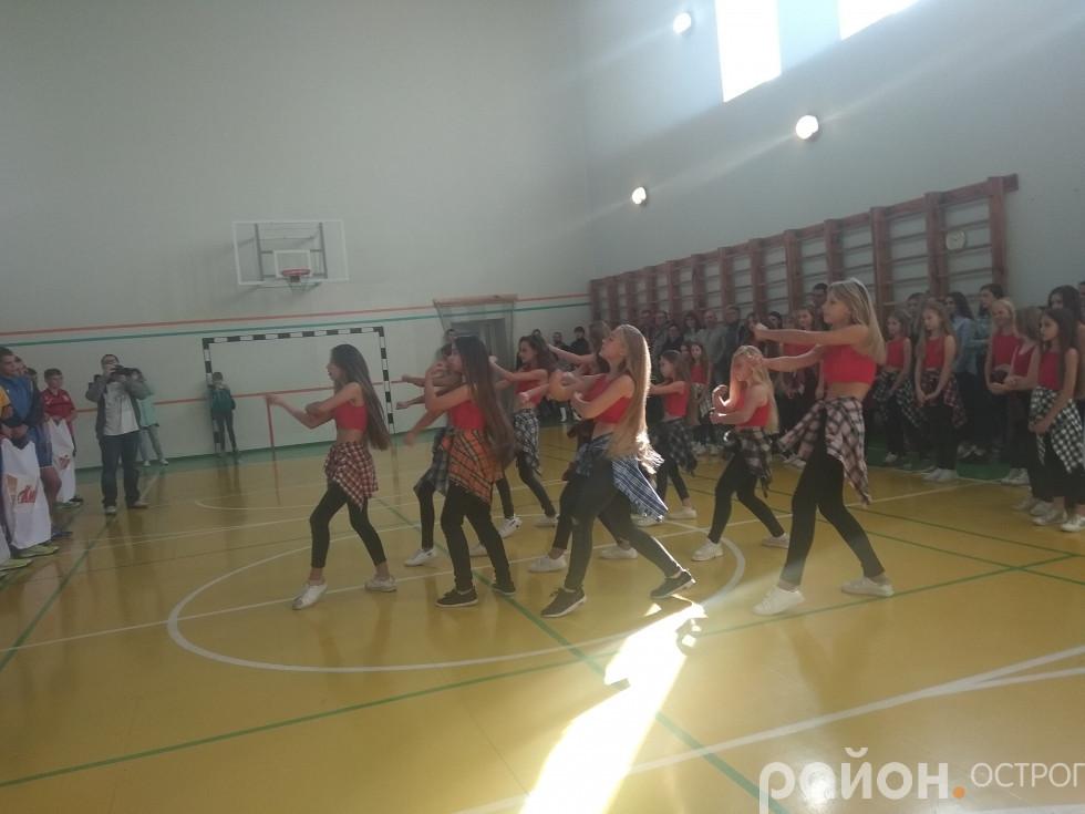 Колектив спортивного танцю «Dance Way»