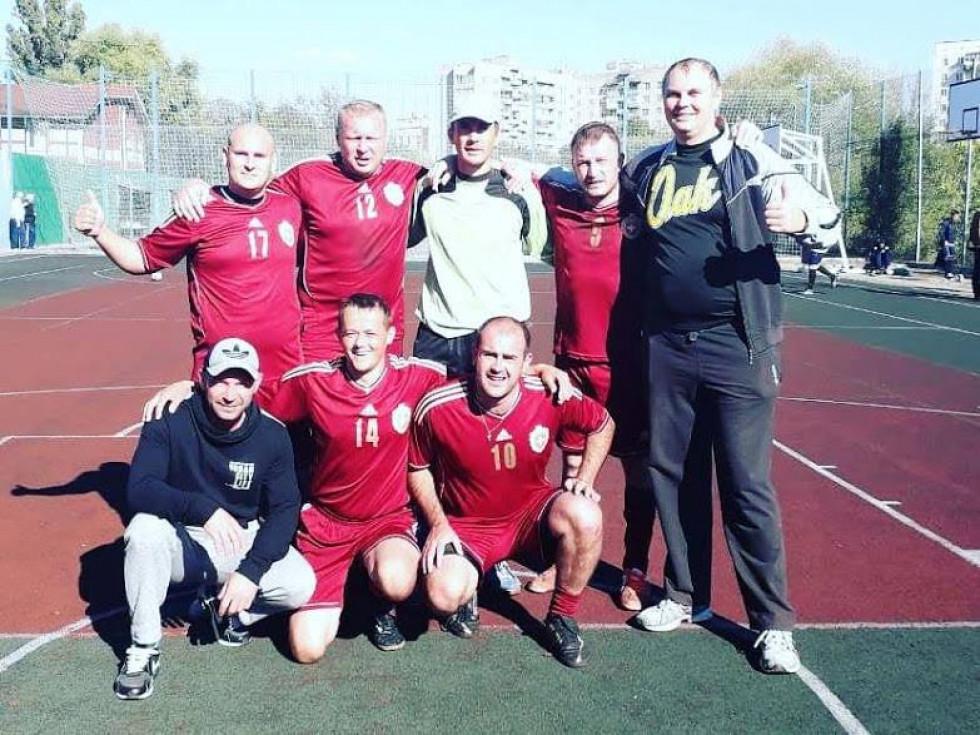 Команда з міні-футболу
