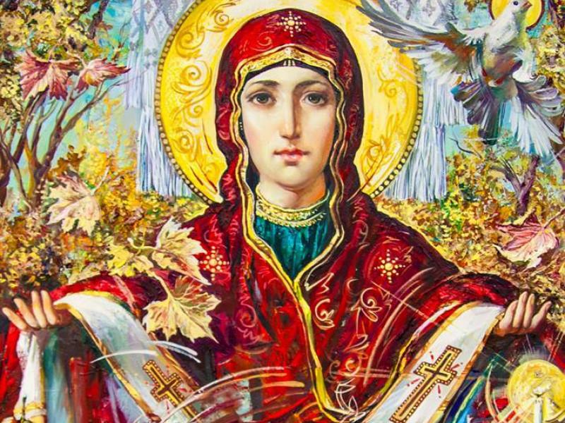 Ікона Олександра Охапкіна