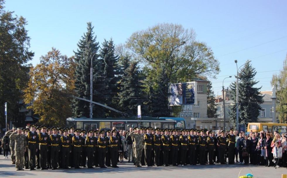 Лунає Гімн України