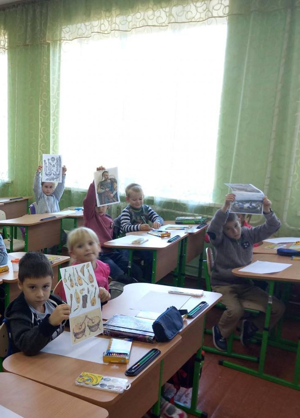 Вивчаючи побут козаків