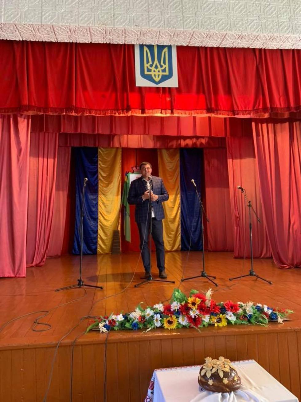 Народний депутат Юрій Вознюк