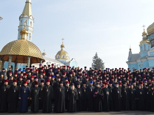 Збори духовенства Рівненської єпархії