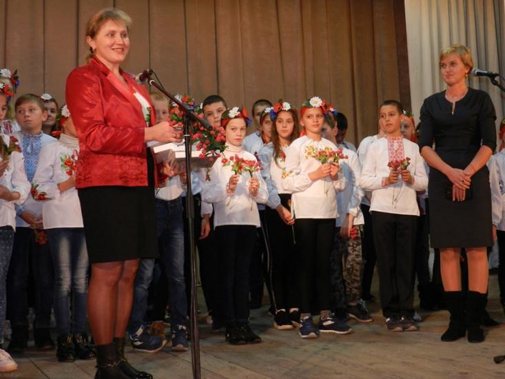 Свято для дітей пільгових категорій в Острозі