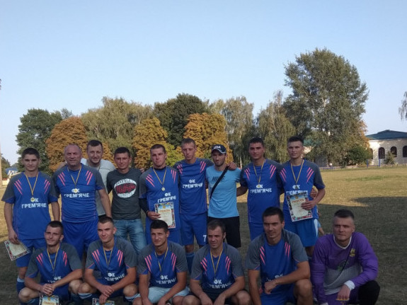 Чемпіони Острозького району