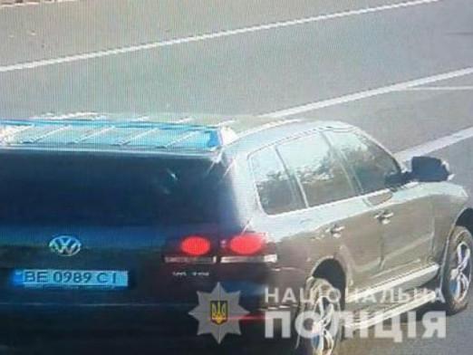 Авто знайшли на Острожчині