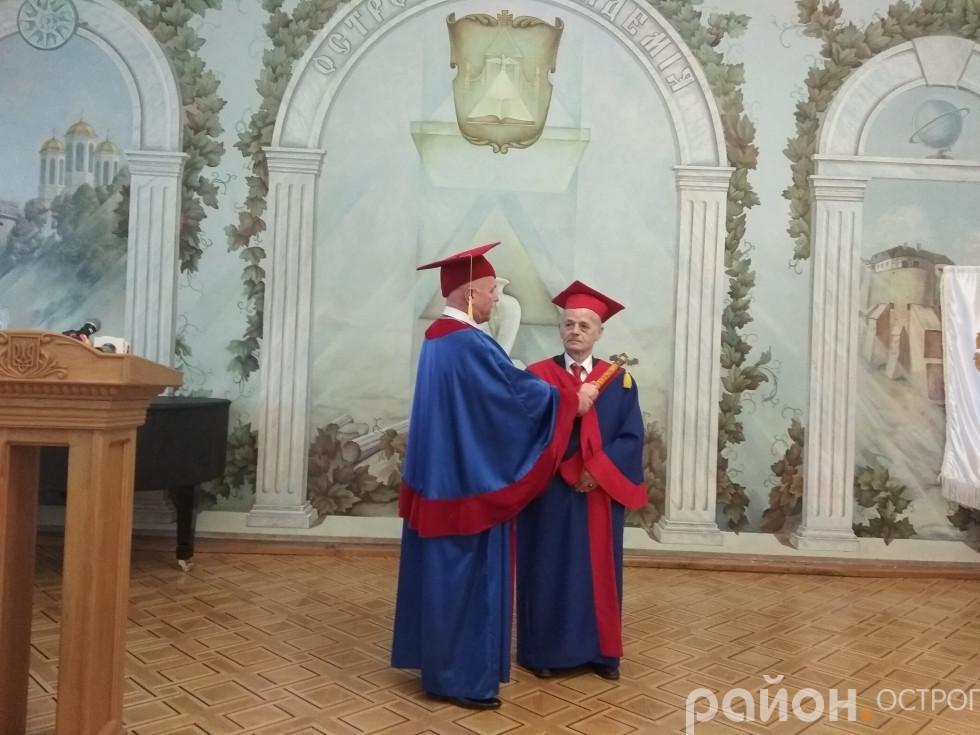 Мустафа Джемілєв складає обіцянку доктора
