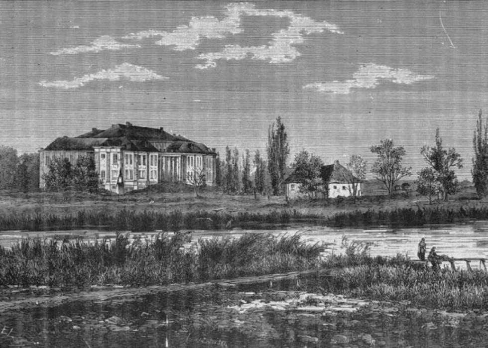 Палац Любомирських у Рівному